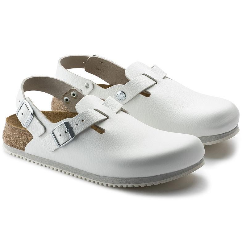 Birkenstock Tokio SL hvit smal | Birkenstock sandaler