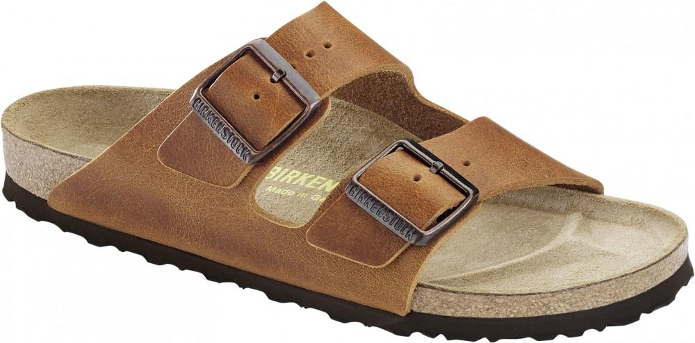 72095f53c6c Birkenstock Arizona Antik Brun skinn smal | Birkenstock sandaler