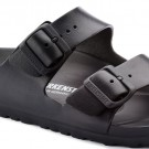 Birkenstock Arizona Svart badesandal normal thumbnail