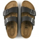 Birkenstock Arizona Vegan Microfiber svart normal thumbnail