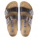 Birkenstock Arizona SFB Antique Antrazite skinn normal myk thumbnail