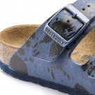 Birkenstock Arizona Color Sprays Blå Mikrofiber thumbnail