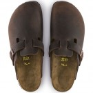 Birkenstock Boston Habana skinn normal thumbnail