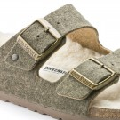 Birkenstock Arizona Doubleface Khaki normal thumbnail