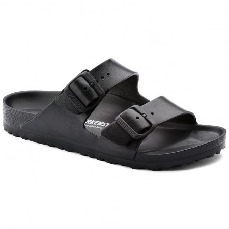 Birkenstock Arizona Svart badesandal normal