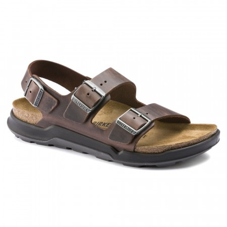 Birkenstock Milano CT Cross Track Habana oljet skinn normal