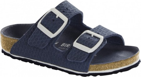 Birkenstock Arizona Hexagon Tech Blå