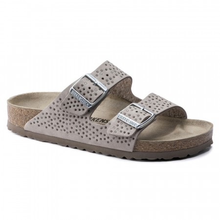 Birkenstock Arizona Crafted Rivets Avario skinn smal