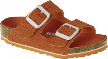 Birkenstock Arizona Hexagon Tech Oransje
