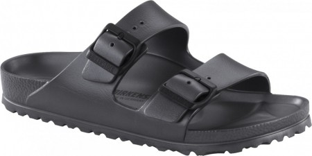 Birkenstock Arizona Anthracite badesandal normal