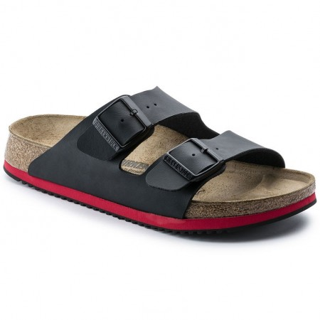 Birkenstock Arizona BF SL svart normal Prof