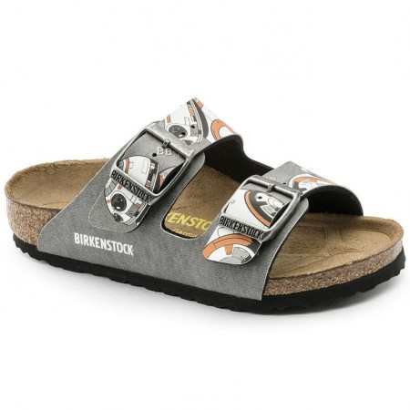 Birkenstock Arizona Starwars BB-8 grå
