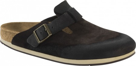 Birkenstock Boston Brun Softy comfort normal